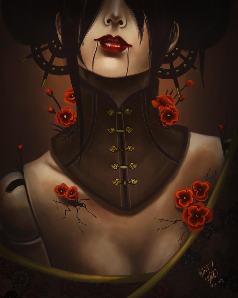opium by MeganMissfit