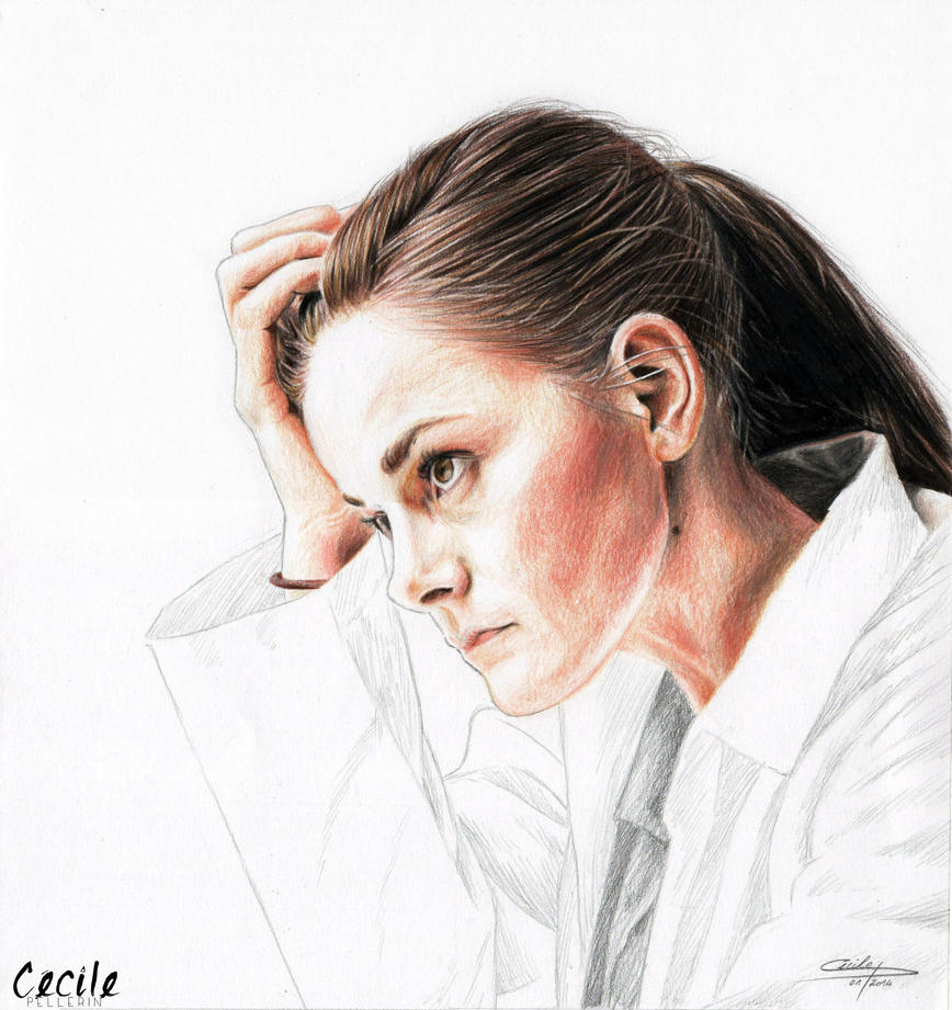 Louise Brealey by cecilepellerinfrance
