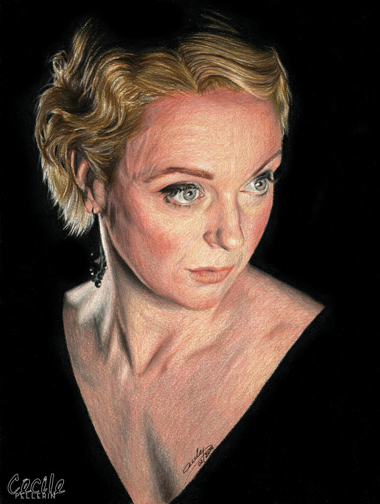 Amanda Abbington - Mary Morstan by cecilepellerinfrance