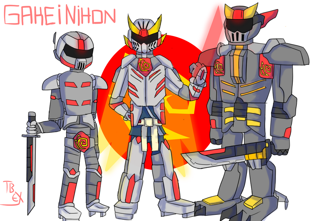 Contest Entry: GakeiNihon Empire by ThunderBladeEX