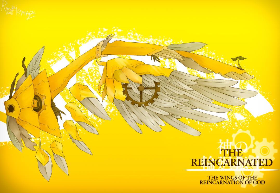 Wings of The Reincarnated by ThunderBladeEX