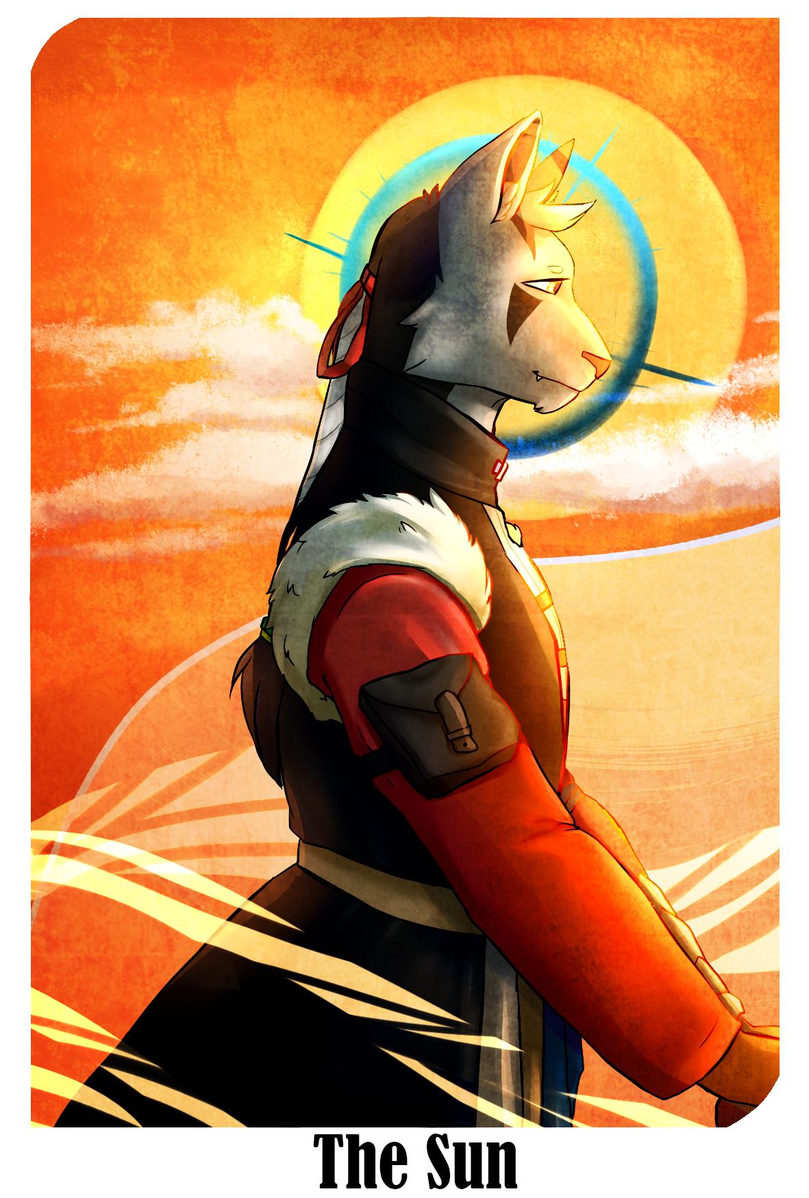 Tarot cards: The Sun