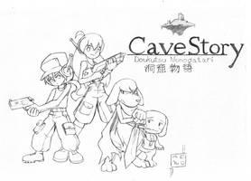 Cave Story by Kojiro-Highwind