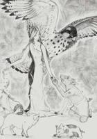 Circe by Quailkin