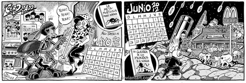 Calendario Literario 3