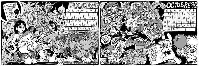 Calendario Literario 5