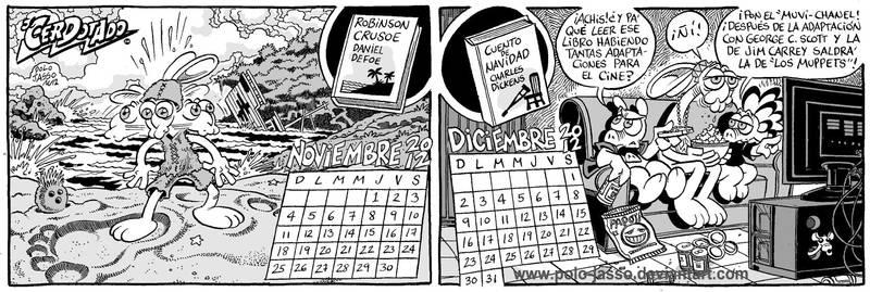 Calendario Literario 6