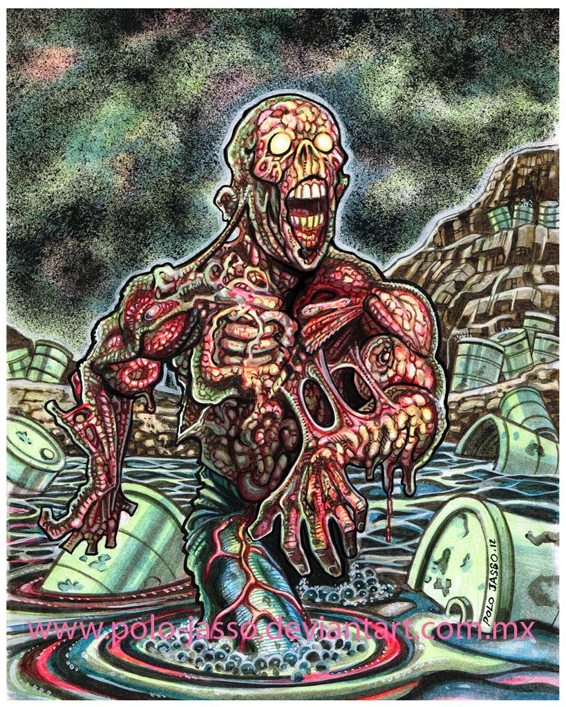 Zombie Acido by POLO-JASSO
