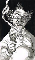 Krusty the clown HD