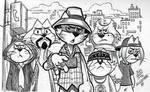 Don Gato y su pandilla de cholos