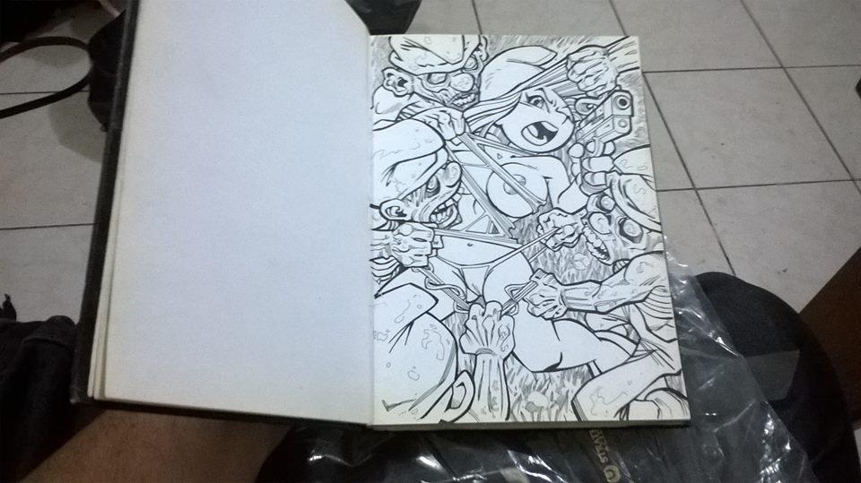 Original en mi Sketchbook by POLO-JASSO