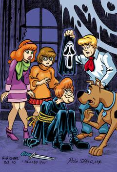 Scooby Scream