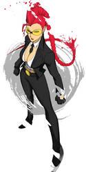 Crimson Viper by MICHA3LT