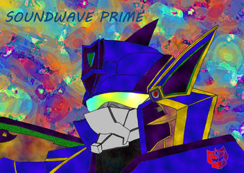 Soundwave Prime - 29.12.12 by MOONFIGHT