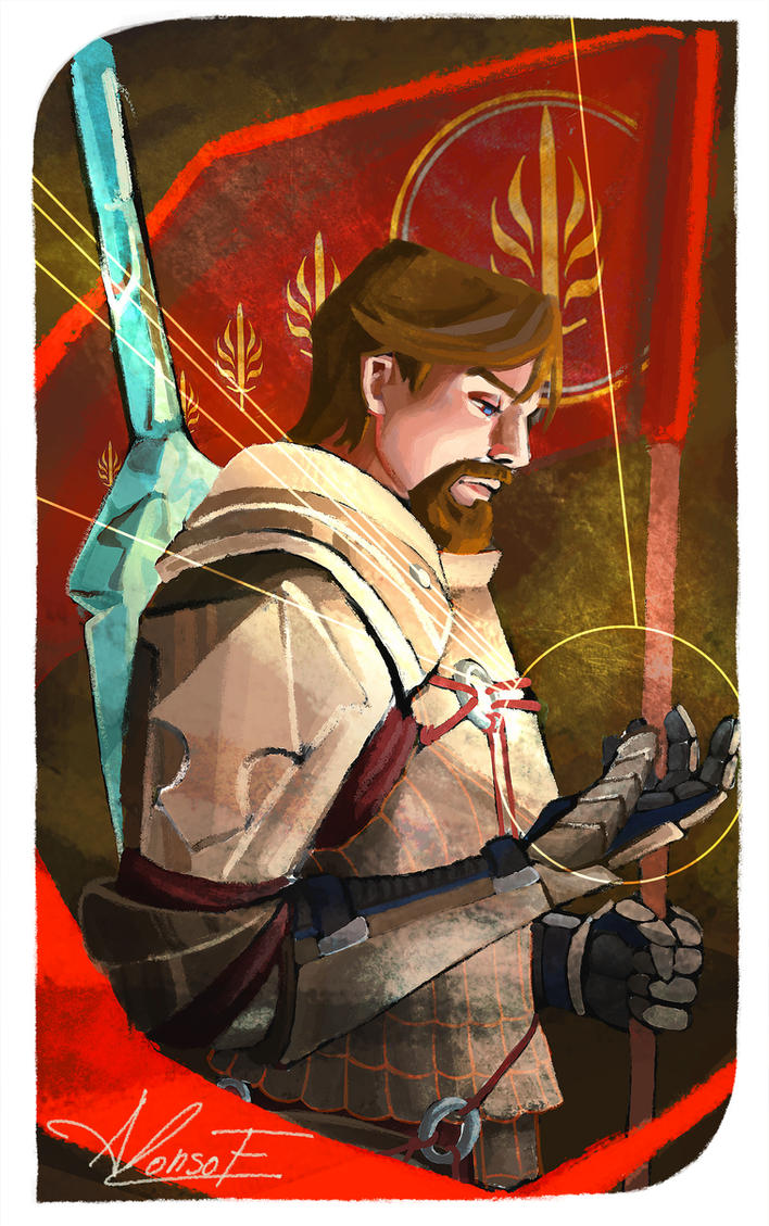 Tarot Card Commission #2 by PictorIocus