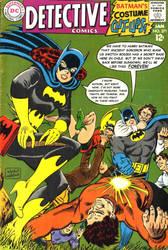 Batman's Costume Cut-Ups! by BostonBrand1
