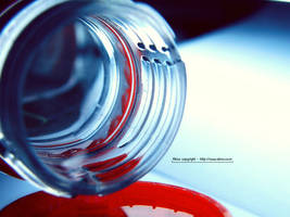 The mouth of the bottle by almo14
