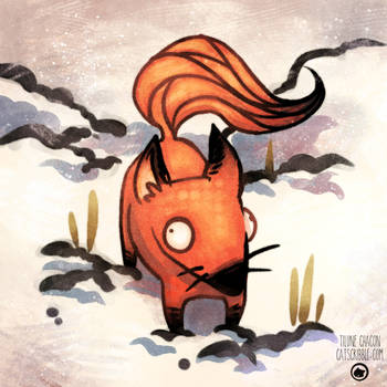 Little Fox by ChaconTilune