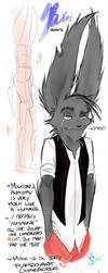 Zootopia Sketchdump by Spintherella