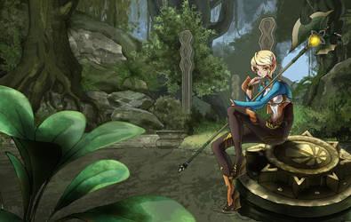 Granado Espada_Servant of Gods