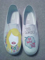 The Maine: SHOES by checkTHISjuliet