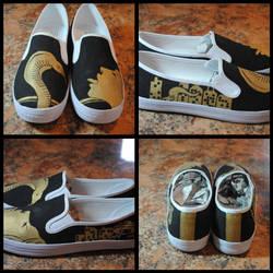 Cobra Starship Shoes v.2 by checkTHISjuliet