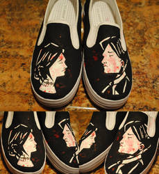 MCR 'Three Cheers': SHOES by checkTHISjuliet