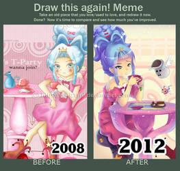 xxX Draw This Again Meme Xxx by Yukizumi