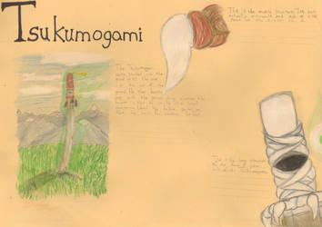 Tsukumogami by GodOfAllTheWorld