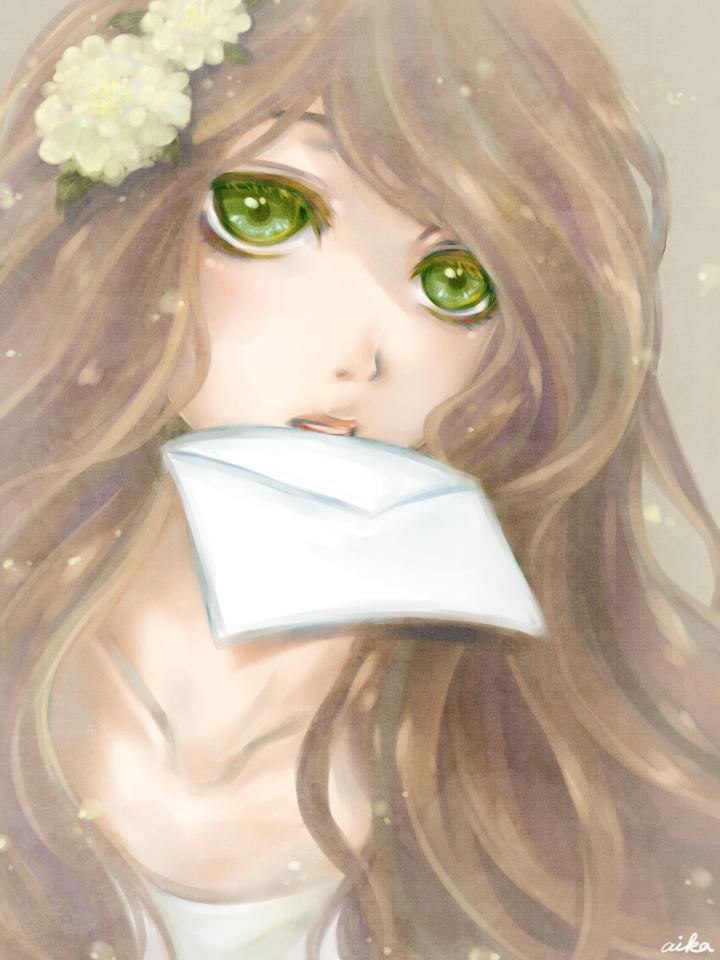 green eyes by aikaparanoid