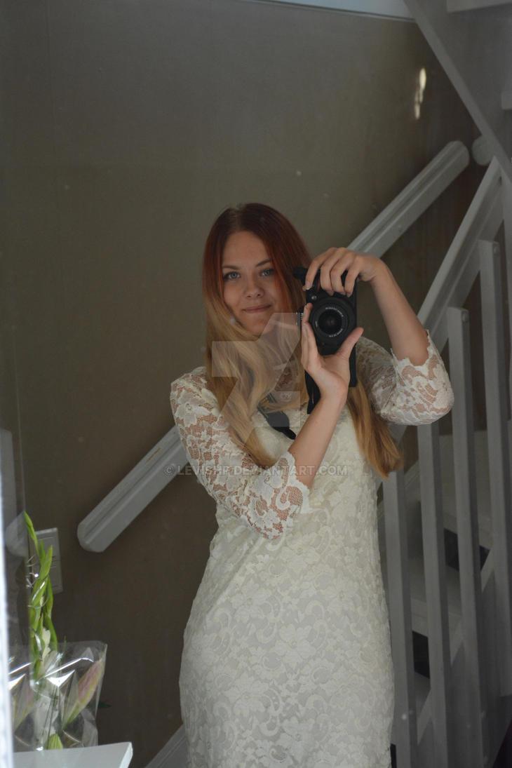 #Selfie hahahaahah by Levishp