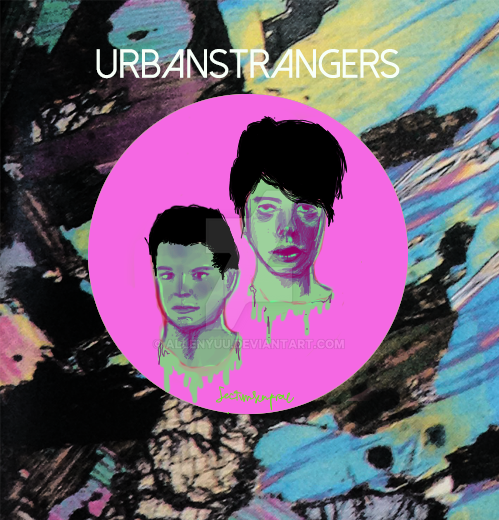 urban strangers by AllenYuu