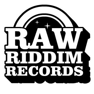 The Raw Riddim Records logo by BBManik