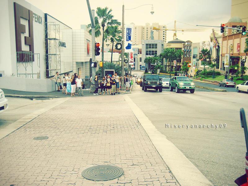 Walkway by miseryanarchy09