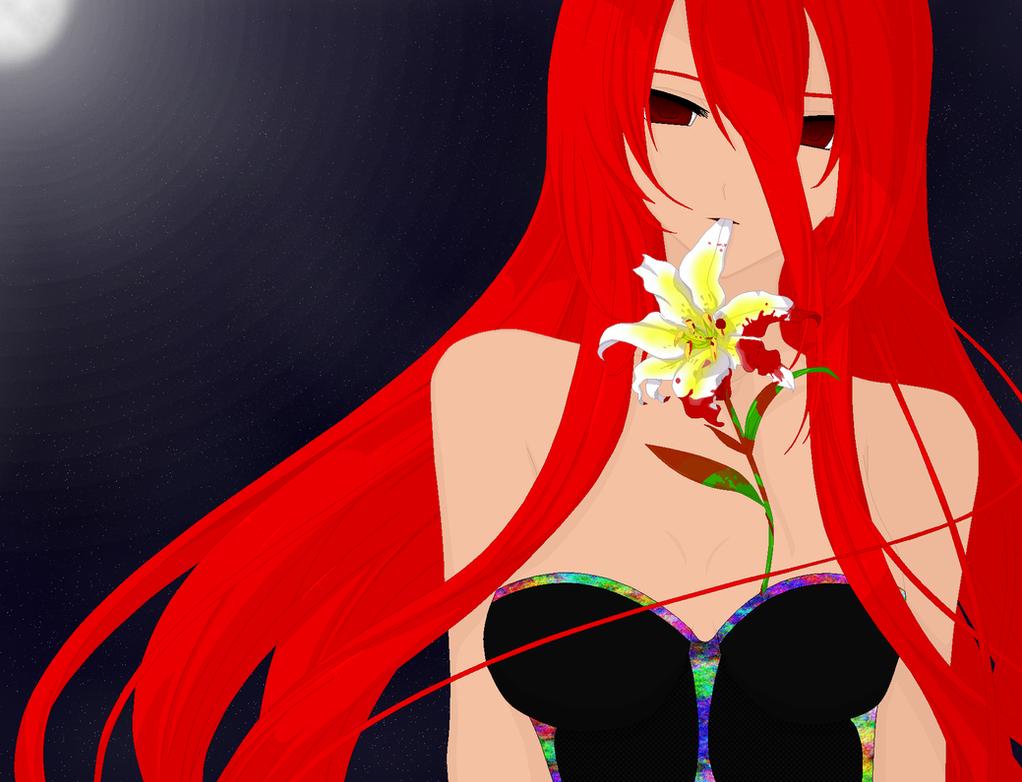 Night Lily by ironwitch