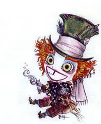 Burton's Mad Hatter