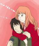 Saki and Takizawa