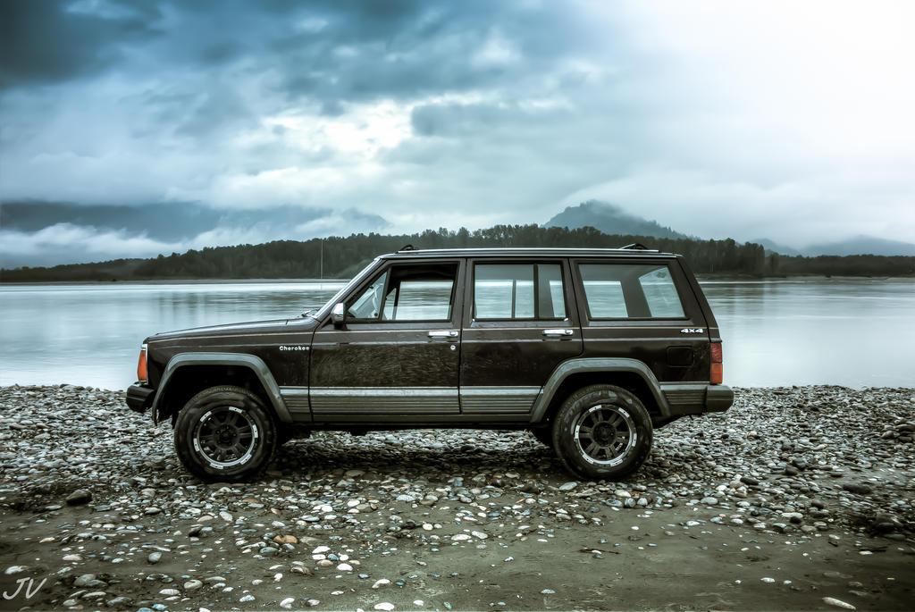 Jeep by jverm