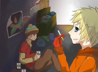 Bad habits by Umiko-Aoki