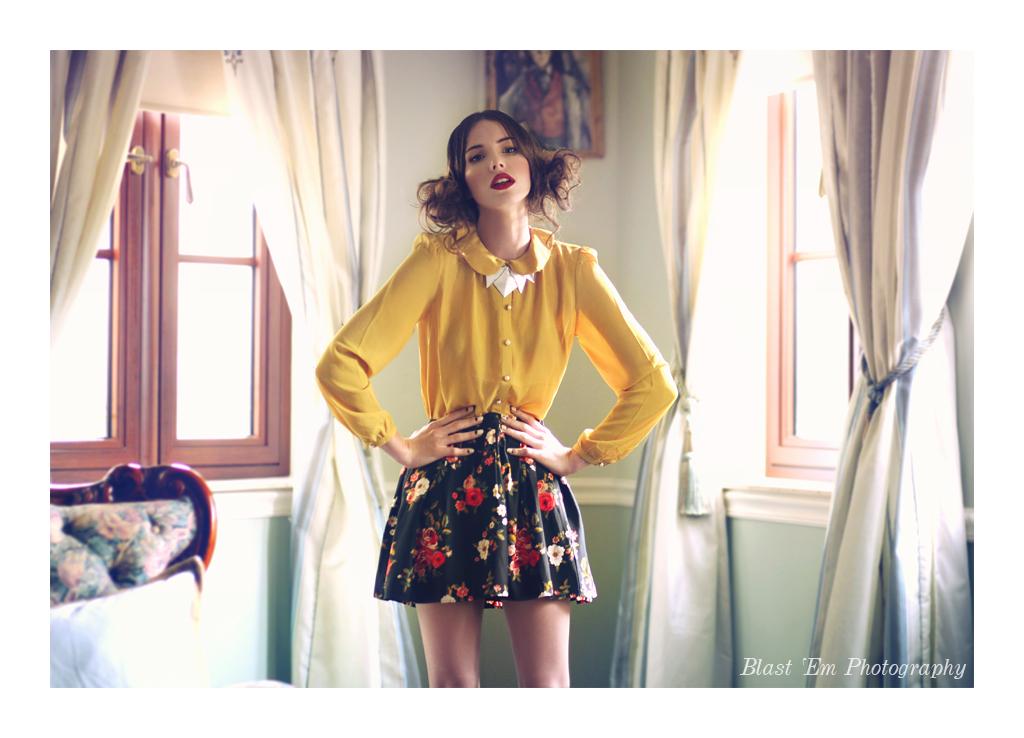 Vogue by MeganCoffey