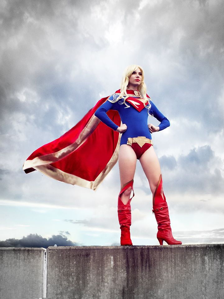 Supergirl by MeganCoffey