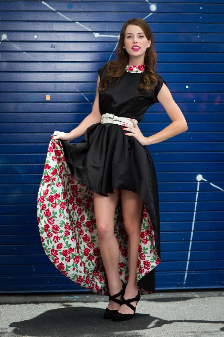 Floral Flair by MeganCoffey