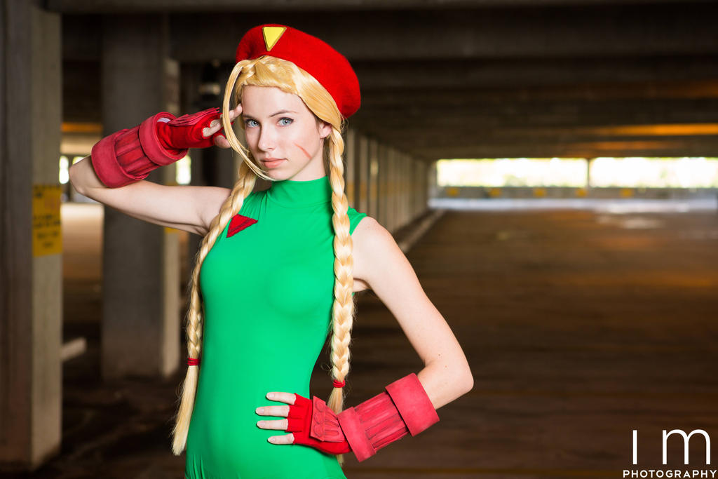 Cammy White Salute by MeganCoffey