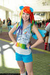 Megacon - Rainbow Dash