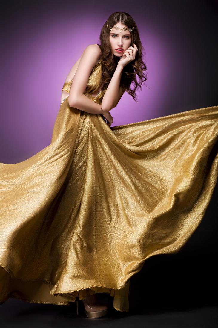Gold by MeganCoffey