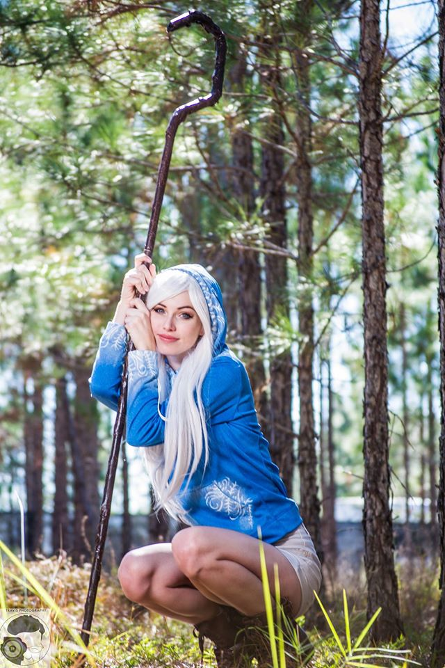 frost Female cosplay jack