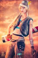 Tank Girl by MeganCoffey