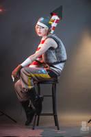 Tank Girl - Studio by MeganCoffey