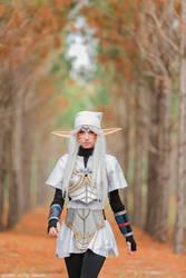 Forest - Fierce Deity II by MeganCoffey