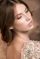 Bridal V by MeganCoffey